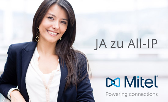 ALL IP telefred